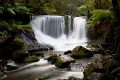 As quedas em ferradura no Mt colocam o parque nacional Fotografia de Stock Royalty Free