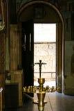 As religious symbol cristian cross Stock Image