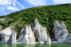 As rochas maravilhosas Foto de Stock Royalty Free