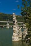 As rochas maravilhosas Foto de Stock