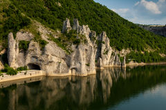 As rochas maravilhosas Fotografia de Stock Royalty Free