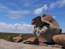 As rochas notáveis foto de stock royalty free
