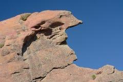 As rochas vermelhas estacionam Colorado Imagem de Stock Royalty Free