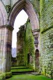 Abadia 5 de Rievauxl Imagens de Stock Royalty Free