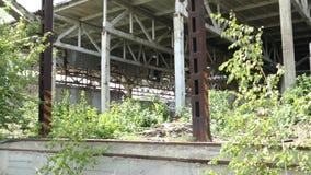 As ruínas da antiga fábrica filme