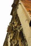As ruínas da construção Imagem de Stock Royalty Free