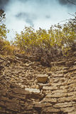 As ruínas da torre Fotografia de Stock