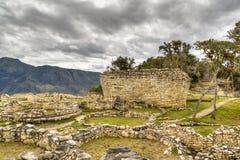 As ruínas de Kuelap imagens de stock royalty free
