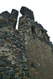 As ruínas do castelo Foto de Stock