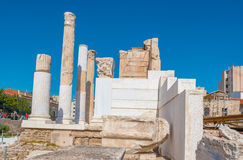 As ruínas do mármore Fotografia de Stock Royalty Free