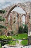 As ruínas do monastério em Bautzene Imagens de Stock Royalty Free