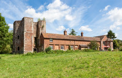 As ruínas do palácio de Otford, Kent, Inglaterra, Reino Unido Imagem de Stock