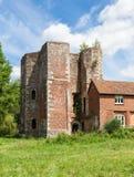 As ruínas do palácio de Otford, Kent, Inglaterra, Reino Unido Fotos de Stock Royalty Free