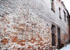 As ruínas .grange Foto de Stock Royalty Free