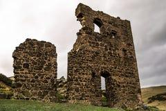 As ruínas velhas. fotografia de stock