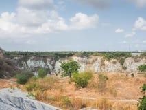 As ruínas da pedra Fotos de Stock