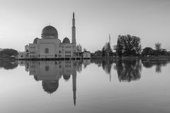 As Salam Mosque Royalty Free Stock Photography