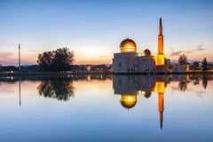 As Salam Mosque royalty free stock photo