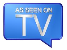 As seen on TV Stock Images
