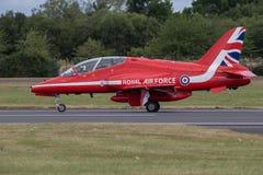 As setas vermelhas Fotografia de Stock Royalty Free