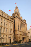 Shanghai Customs House Stock Photo