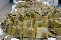 As sobremesas tailandesas são doces Fotos de Stock