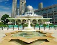 As Syakirin Mosque Royalty Free Stock Images