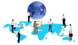 As tecnologias do Internet Foto de Stock Royalty Free