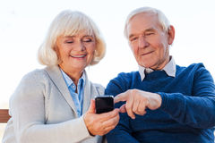 As tecnologias tornam-se mais fáceis Foto de Stock Royalty Free