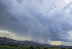 As tempestades estão vindo Foto de Stock