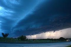 As tempestades estão vindo Foto de Stock Royalty Free