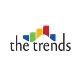 As tendências Imagem de Stock