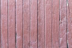 As texturas da madeira do vermelho imagens de stock royalty free