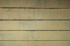 As texturas do fundo ou os pap?is de parede de madeira velhos colocaram o horizontal e claro - verde pintado no estilo retro fotografia de stock