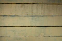 As texturas do fundo ou os pap?is de parede de madeira velhos colocaram o horizontal e claro - verde pintado no estilo retro fotografia de stock royalty free