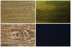 As texturas trataram o revestimento de superfície Imagens de Stock