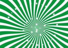 As tiras do redemoinho com efervescência stars o clipart, o papel de parede, a bandeira e o contexto Imagem de Stock