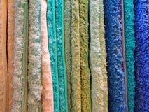 As toalhas coloridas Imagem de Stock Royalty Free