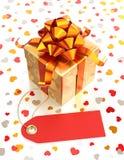 As vendas do Valentim festivo Imagens de Stock Royalty Free