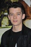 Asa Butterfield Fotografia Stock