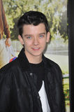 Asa Butterfield Stockfotografie