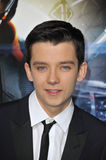 Asa Butterfield Stockbild