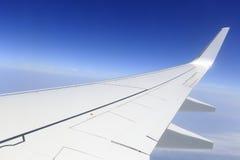 Asa de aviões Foto de Stock Royalty Free