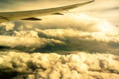A asa do céu Fotos de Stock Royalty Free
