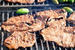 asada carne Obraz Royalty Free