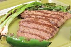 Asada mexicano do bife ou do carne Imagens de Stock Royalty Free