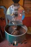 Asador de Cofee Fotografía de archivo libre de regalías