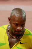Asafa Powell Royalty Free Stock Photo