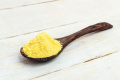 Asafoetida powder Royalty Free Stock Photo