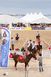 ASAHI BRITISH BEACH POLO Royalty Free Stock Photo